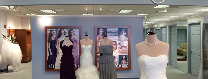 Alfred Angelo Bridal is one of Potential Vendors.