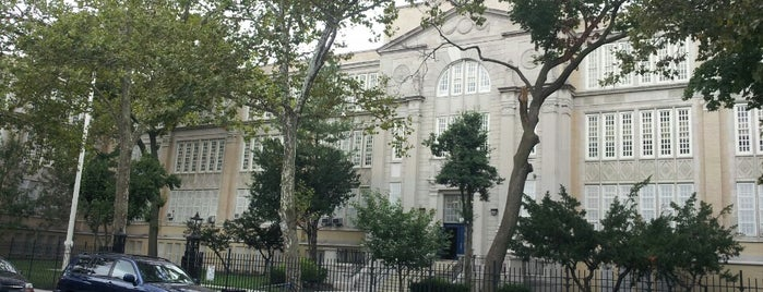 Grover Cleveland High School is one of NYC Hurricane Evacuation Centers.