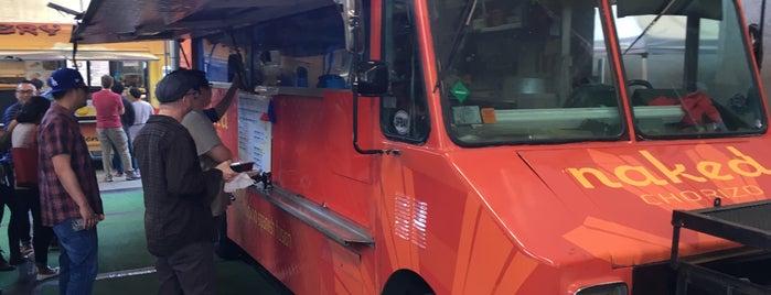 Naked Chorizo is one of Food Trucks.