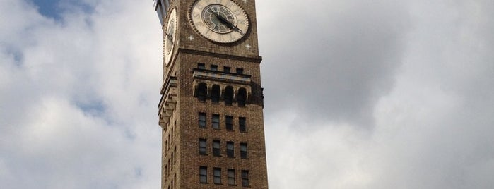 Bromo Seltzer Arts Tower is one of On Outpost Journal's Radar.