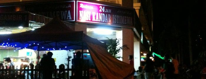 Restoran Nasi Kandar Istimewa is one of All-time favorites in Malaysia.