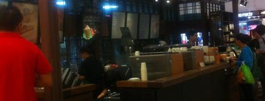 Starbucks is one of พี่ เบสท์.