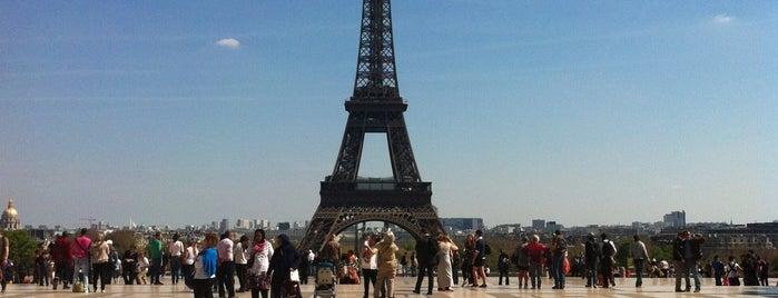 Place du Trocadéro is one of Paris, FR.