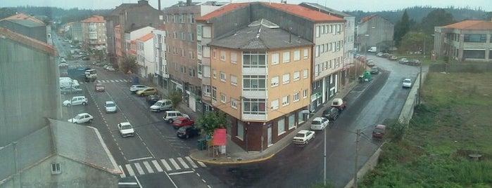 Santa Comba is one of Concellos da Provincia da Coruña.