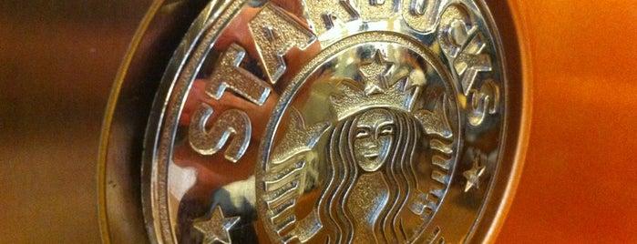 Starbucks Coffee アリオ亀有店 is one of Starbucks Coffee (東京23区:千代田・中央・港以外).