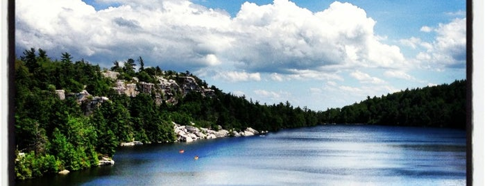 Minnewaska State Park Preserve is one of Things to do in the New Paltz area.