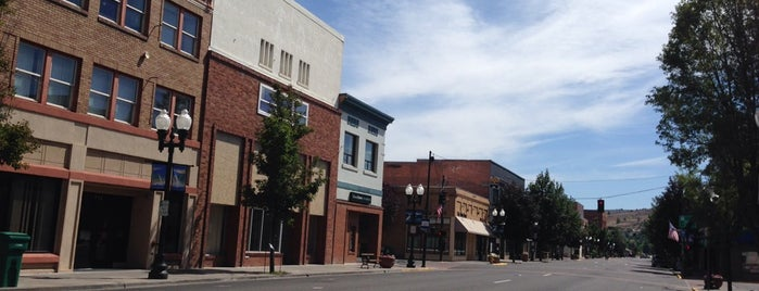 Downtown Klamath Falls is one of My Saved Places.
