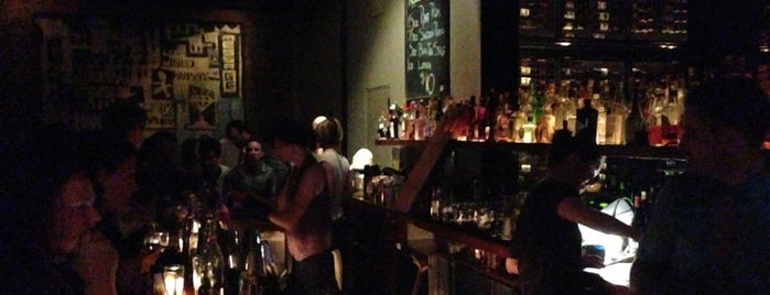 Rye is one of Upscale Bars and Lounges (SF).