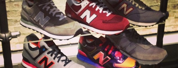 New Balance NYC Flagship Store is one of Nyc.
