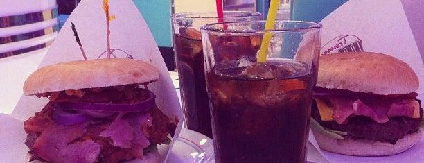 hamburguesas y asi
