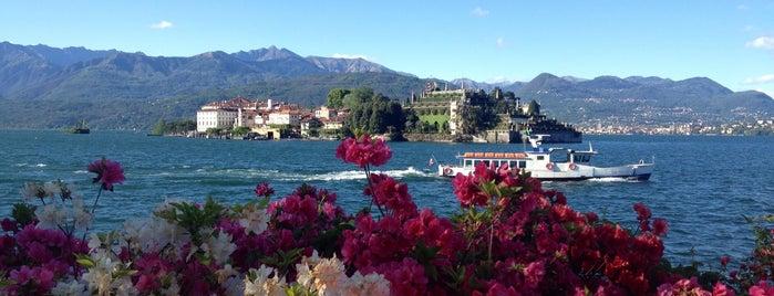 Isole Borromee is one of Italy 2011.