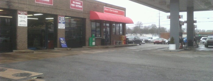 Allen's Citgo is one of Delivery Locations.