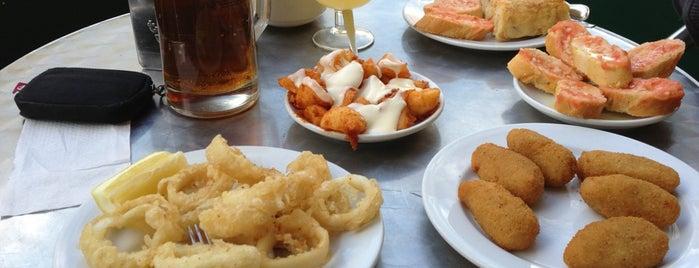 Bar Mandri is one of My restaurants :).