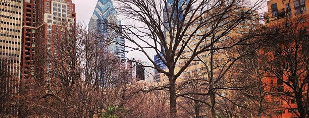 Rittenhouse Square is one of Historic Sites.