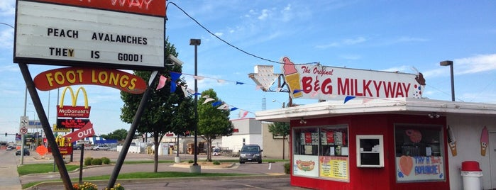 B & G Milky Way is one of Sioux Falls' Top 50.