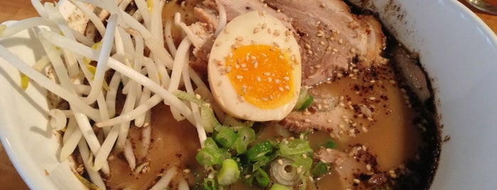 Sobo Ramen is one of 510 Area.