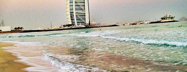 Umm Suqeim Open Beach is one of Explore Dubai.
