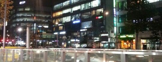 대치역 (Daechi Stn.) is one of Subway Stations in Seoul(line1~4 & DX).