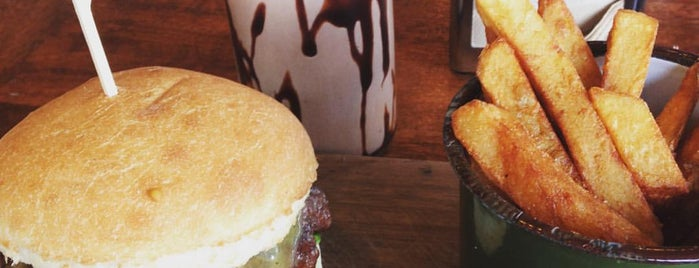 Burger Foundry is one of Adelaide's Best Burgers.
