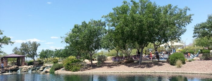 Anthem Community Park is one of PHX Parks in The Valley.