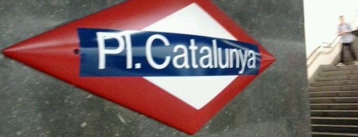 FGC Pl. Catalunya is one of Barcelona.