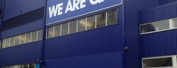 Loftus Road Stadium is one of My Stadium Tour.