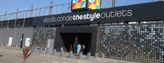 The Style Outlets is one of A Corrigir 2.