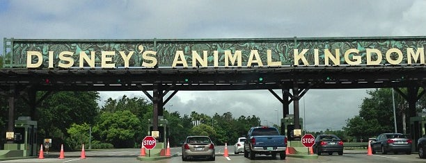 Animal Kingdom Parking Lot is one of Florida Trip '12.