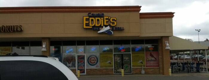 Cousin Eddies Bar And Grill is one of Springfield, Springfield!!.