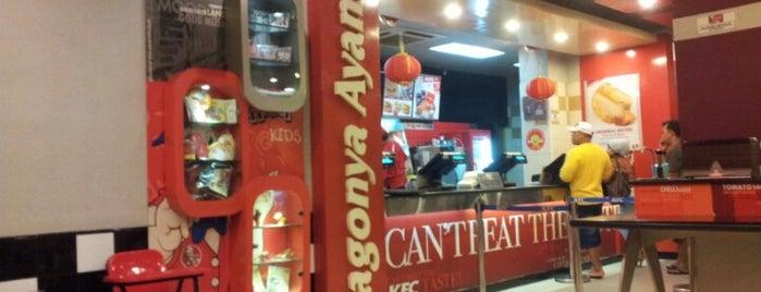 KFC is one of KFC around Jakarta.