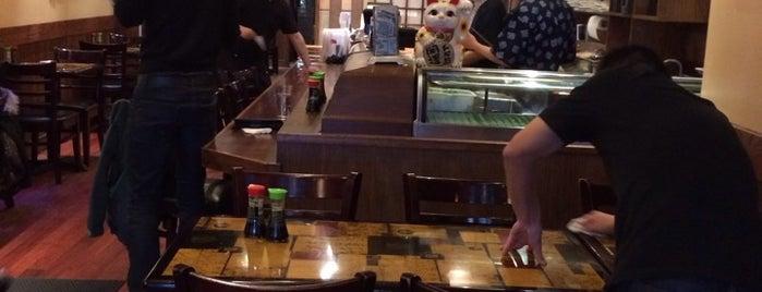 Midori Sushi is one of Bento (NY).