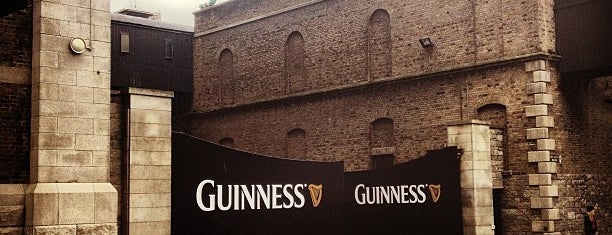 Guinness Storehouse is one of Things I want to do in Dublin.