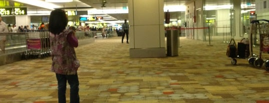 Gate C23 is one of SIN Airport Gates.