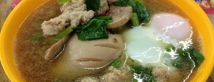Restoran New Seaview 新海景茶餐室 is one of Cheap eats in KL.