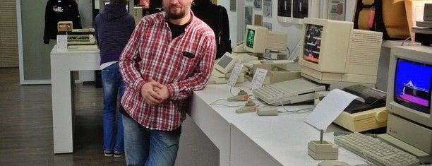 Музей техники Apple is one of moscow museums.