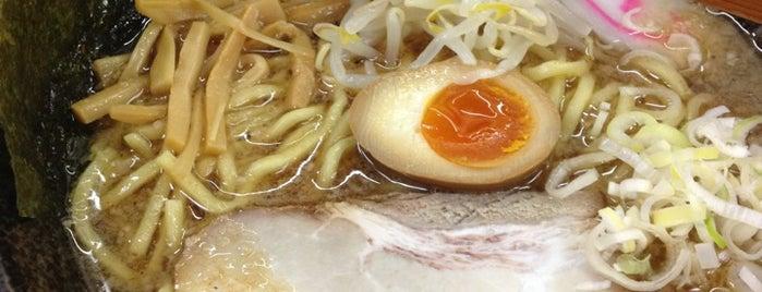 たれ蔵 上野店 is one of 御徒町 ラーメン.