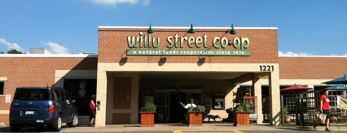Willy Street Co-op is one of Madison is Awesome #visitUS.