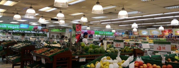 Jaya Hypermart is one of Top picks for Malls.