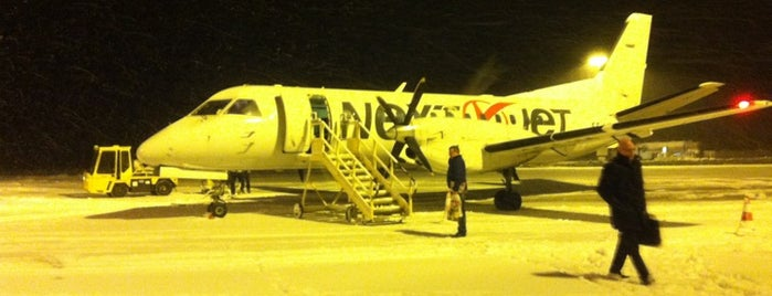 Karlstad Airport (KSD) is one of Airports - Sweden.