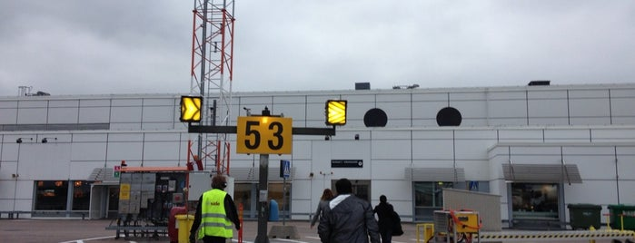 Terminal 3 is one of Airports - Sweden.