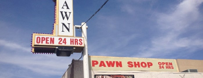 Gold & Silver Pawn Shop is one of Las Vegas Entertainment.