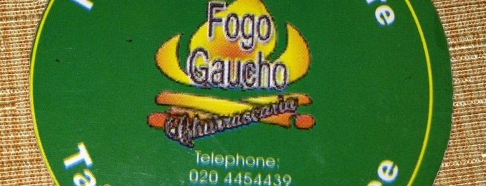 Fogo Gaucho Brazilian BBQ is one of Top 10 favorites places in Nairobi, Kenya.