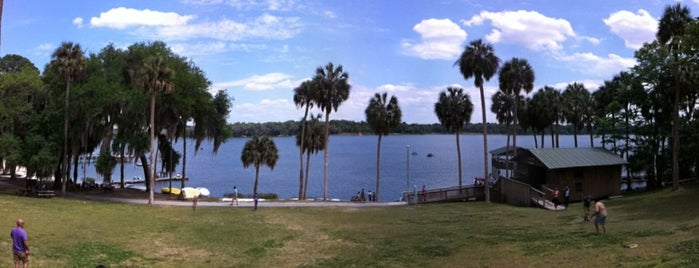 Lake Wauburg is one of Gator Nation secrets.