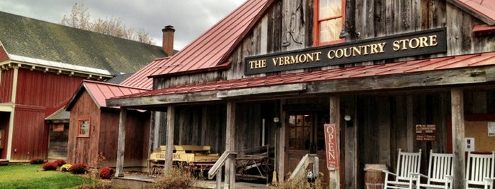 Places in Vermont I like