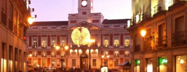 Calle de Preciados is one of @ Madrid (MD, España).
