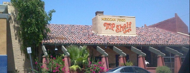 Top Shelf Cantina is one of PHX Latin Food in The Valley.