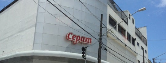 Cepam is one of Top 20 para comer em SP.