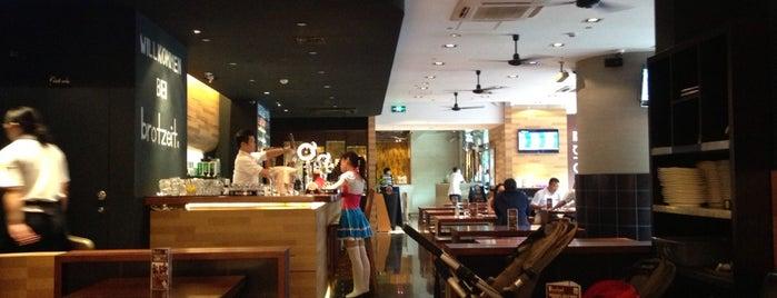 Brotzeit is one of Shanghai.