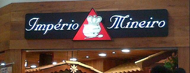 Império Mineiro is one of Shopping SP Market.