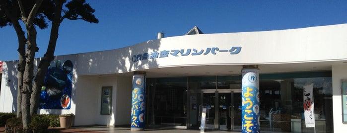 京急油壺マリンパーク is one of Favorite Arts & Entertainment.